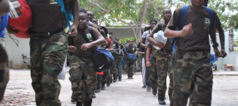 RBDF RANGERS HIKE – FREEPORT, GRAND BAHAMA