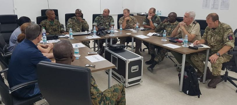 Military Lead Coordinators Convene