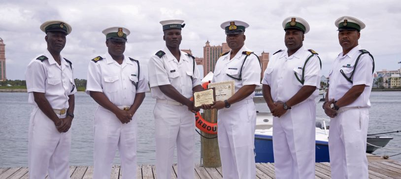 RBDF Harbour Unit Marine of Quarter