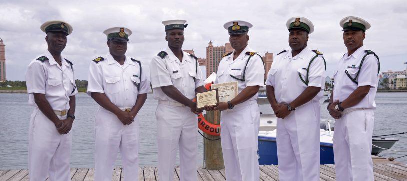 RBDF Harbour Unit Marine of Quarter