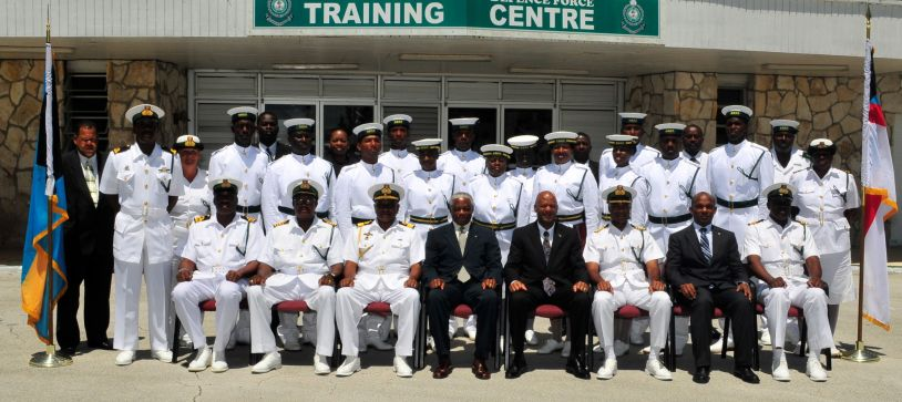Royal Bahamas Defence Force Reservists Observes Nine (9) Years Anniversary