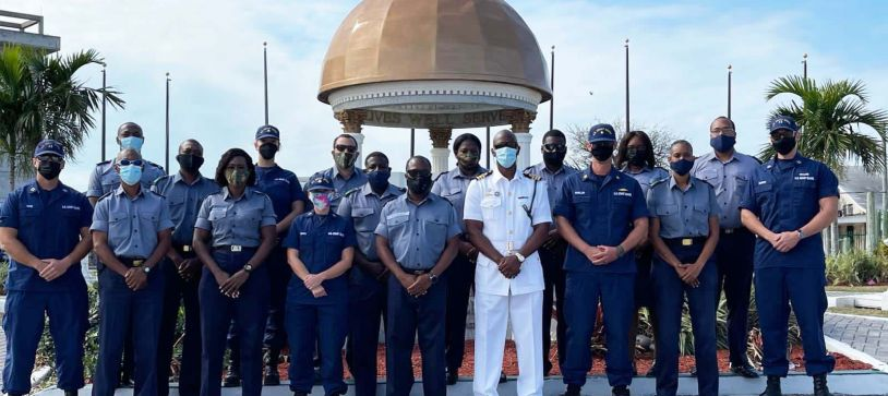RBDF Search and Rescue Department conducts Training Exercise