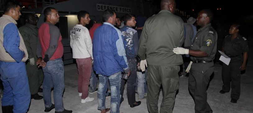 26 CUBAN MIGRANTS APPREHENDED