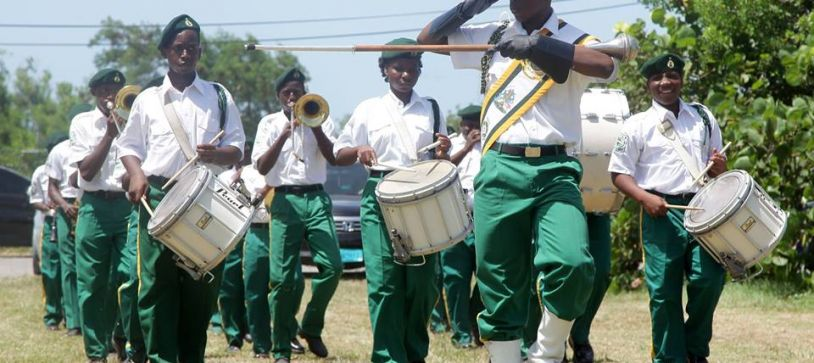RBDF Rangers Graduate from Cadet Training School