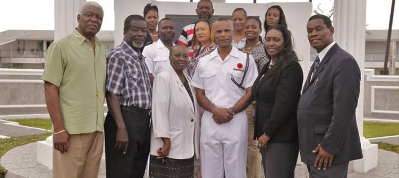 Sports Legends visit Defence Force Base