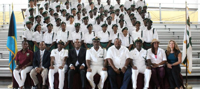 Defence Force Rangers Complete Summer Program