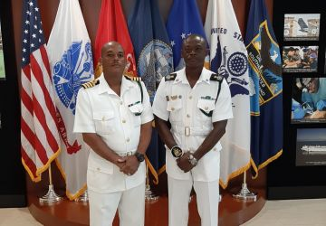 Commander Defence Force (Acting) Attends CANSEC Conference