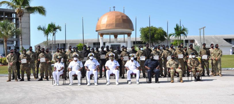 Defence and Police Forces complete JCET Exercise