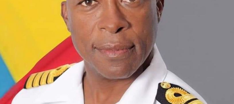 RBDF Congratulates Captain Neely on New Year's Honour
