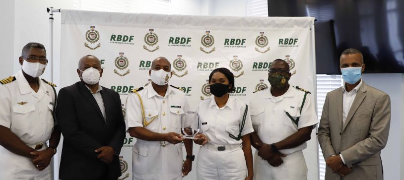 RBDF Headquarters Marine of the Year