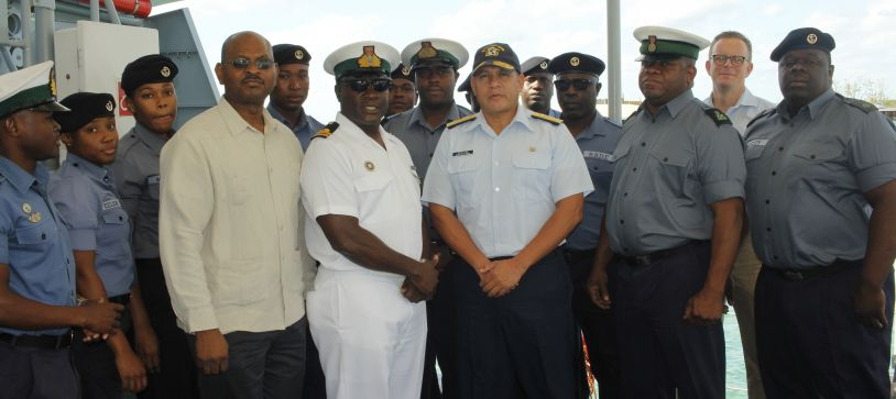 Defence Force Hosts Conference for Damen Patrol Craft Users from Around the Americas