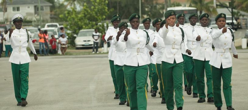 Defence Force Rangers Installation Ceremonies
