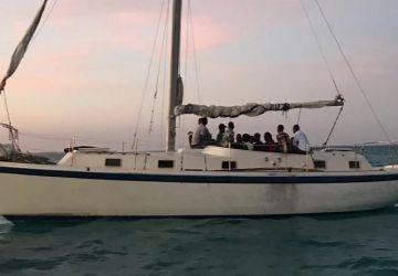 Haitian Migrants Apprehended