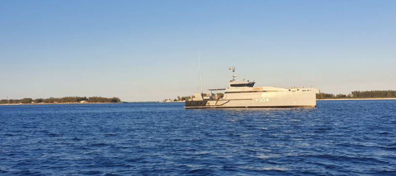 Royal Bahamas Defence Force enforces COVID-19 Orders