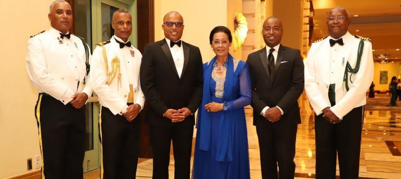 Royal Bahamas Defence Force 39th Anniversary Military Ball