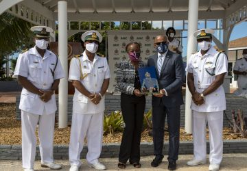 RBDF Thanksgiving Service and Career Transitioning Luncheon Ceremony