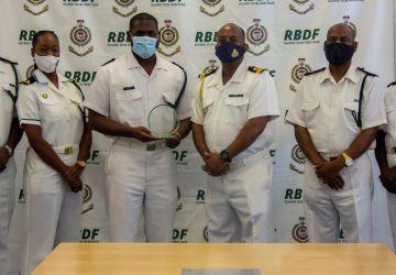 RBDF RECOGNIZES PUBLIC RELATIONS STAFF