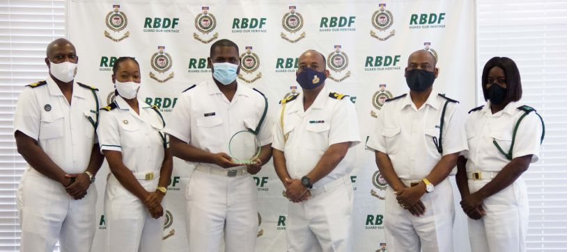 RBDF RECOGNIZES PUBLIC RELATIONS STAFF