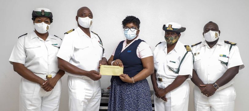 RBDF assists Comrade with Medial Assistance