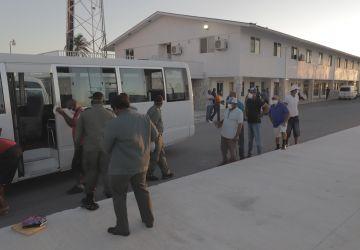 RBDF Apprehends Foreign Nationals