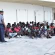 Haitian Migrants apprehended in the Exumas