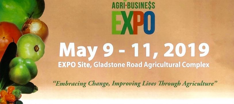 Ministry of Agriculture and Marine Resources Agri Business Expo